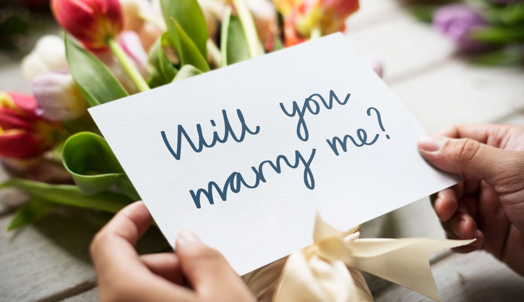 Top Ten Wedding Proposal Ideas for Every Couple