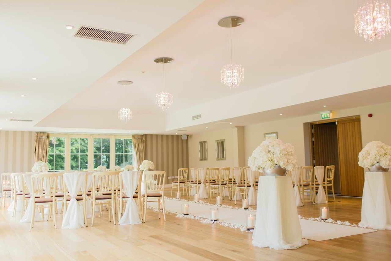 Top 3 Tips for Wedding Venue Visits