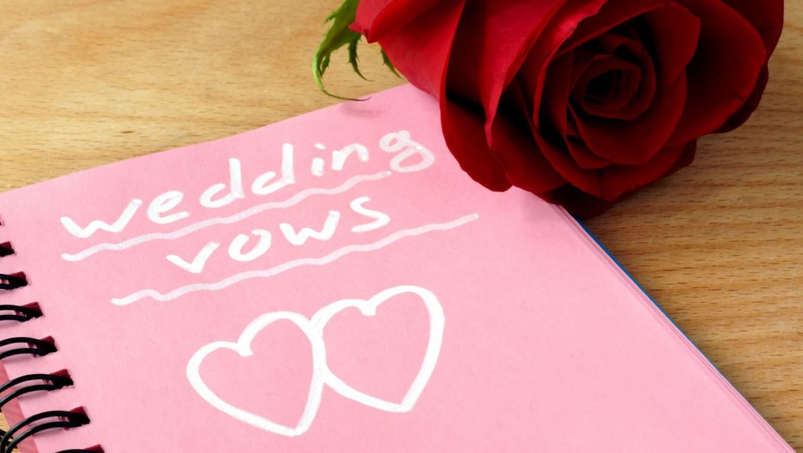 10 Amazing Wedding Vows and Rituals for Your Wedding Ceremony