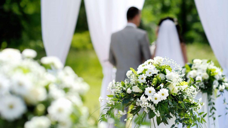 best flowers for june wedding