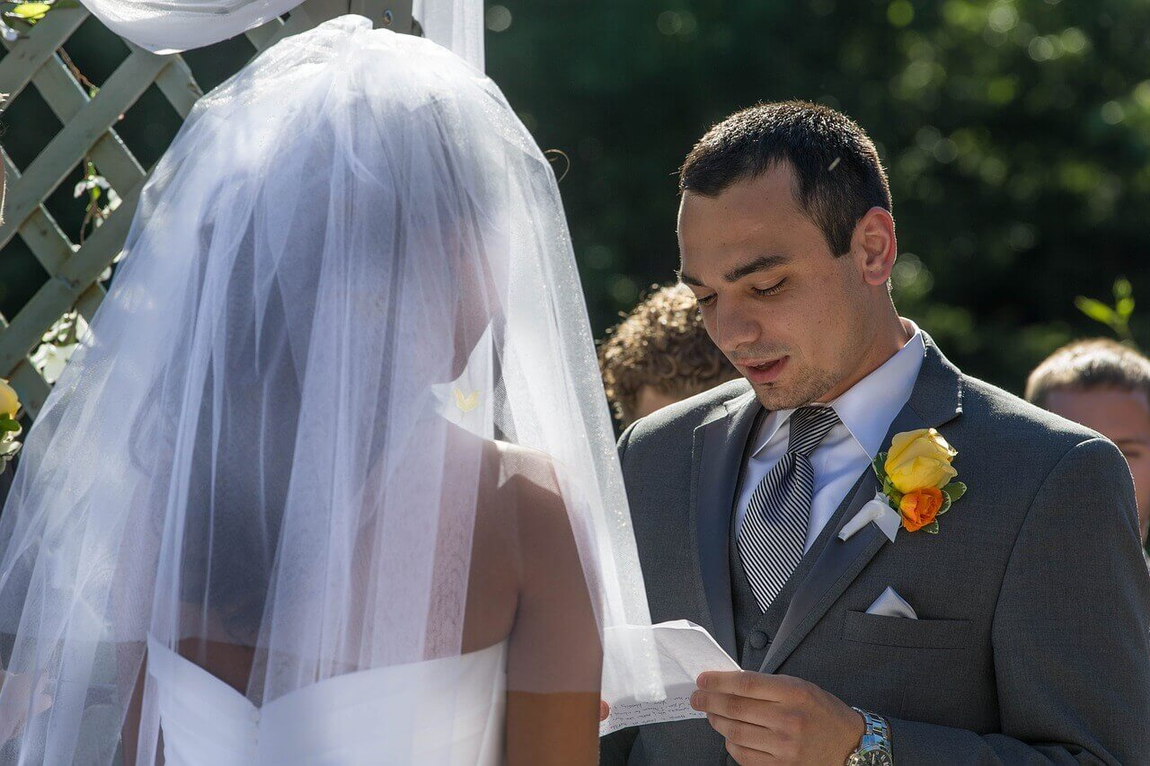 3 Best Opening Words and Introduction of a Wedding Ceremony