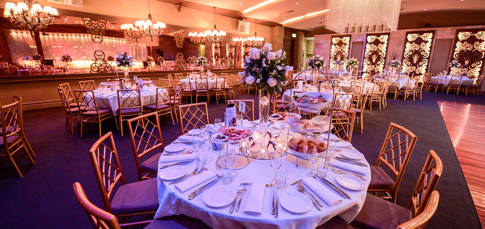Picture Perfect Luxury Wedding Venues at Clarence House