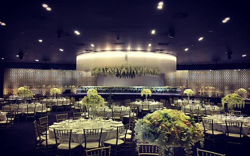 expensive wedding venues